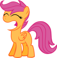 Happy Scootaloo by wnaspp