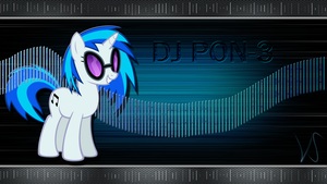 Vinyl Scratch by pims1978