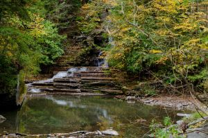 Ithaca in the Fall stock 018 by FairieGoodMother