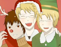 Merry Christmas~ by Marle-tHJ