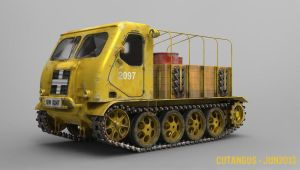OLD YELLOW by CUTANGUS