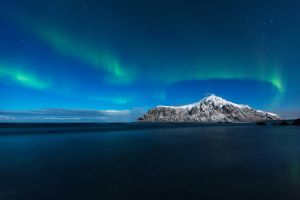 Northern Lights by CalleHoglund