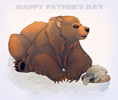 Father's Day by Fainalotea