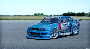 Dacia 1310 tuning 11 by cipriany