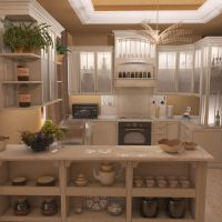 Luxury kitchen by angelujo