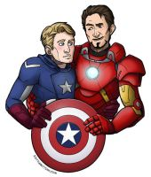 Superhusbands by ScuttlebuttInk