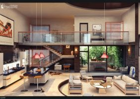 Loft by Pavel-Rentone