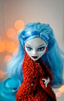 Winter Ghoulia by ItSurroundsMe