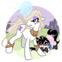 Caravan- Never mess with a Yunicorn's Foal by taste-of-teal