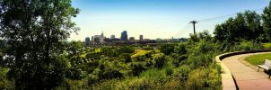 St. Paul Skyline 2 by simpspin