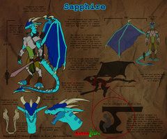 Sapphire concept by AstroZerk