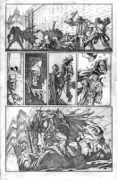 Batman Jekyll and Hyde pg4 by VASS-comics