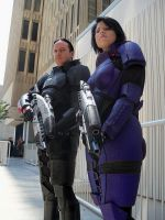ME2 ARMOR by ParadoxJaneDesigns