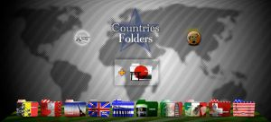 Release: Countries Folder by wurstgott