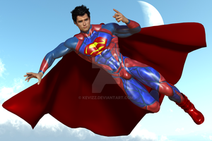 Superman by KevIzz