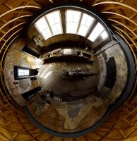 Mini Planet - Old Schoolhouse by electricjonny