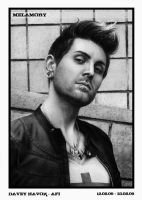 Davey Havok 9 by FairyARTos
