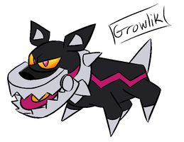 Growlik by SWN-001