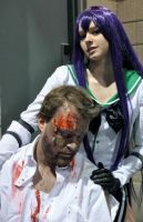 Saeko Busujima: For the Love of the Undead by ChromaCosplay