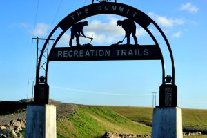 The Summit: Recreation Trails by Squaremaster316