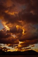 Rain of a thousand flames by ronaldbkg