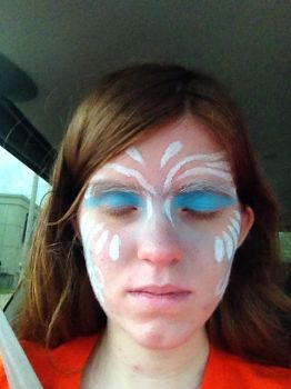 Face paint 2 by life-of-the-dreamer