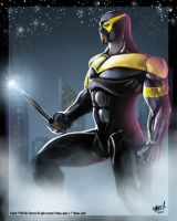 Phoenix Jones: Vigilance by RogueSamurai
