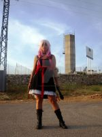 Inori - Guilty Crown Cosplay by NidameSofia