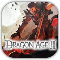 Dragon Age 2 Game Icon 2 by Wolfangraul