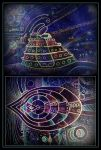masterplan for the cosmic house by santosam81