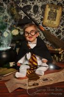 Baby Harry Potter Cosplay by Jbressi