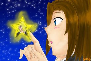 You are my star by Mariksgirlfriend13
