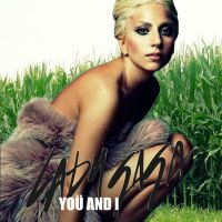 Lady Gaga- You and I-Colored Version by JowishWuzHere2