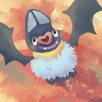 Swoobat by Tychea