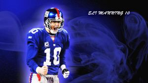 Eli Manning Wallpaper by jason284