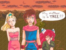 Secret of Mana Ending Spoiler by blightedangel