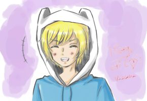 - Smile Finn, Smile! - by MiSayu-chi