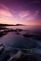 Castle Point by jamesholephoto