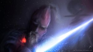 Mundi's Death by DarthTemoc