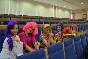 My Little Pony: Friendship is magic cosplay by Atai
