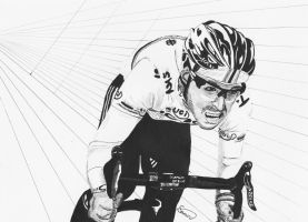 Mark Cavendish by Jon-Wyatt