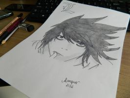 Lawliet by just4nna