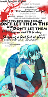 Kazuma and Agito- Don't Let Them Throw Me Away by zk-vkei