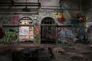 Sea View Hospital, Staten Island, NY.   - 4 by gpmcguire