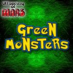 Green Monsters - Cover by mac-chipsie