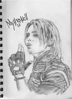 Gerard Way by Mythokell
