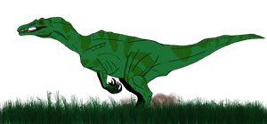 JPOnline Baryonyx concept by beastisign