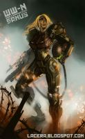WW_N Samus by TRUSTRUST