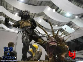ComicCon Mexico by the-kender