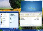 Luna Element Blue by Tornado5 Theme For Windows XP by Karlis12